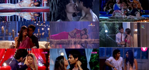 Top Consummation / Love Scenes on Indian Telly in recent