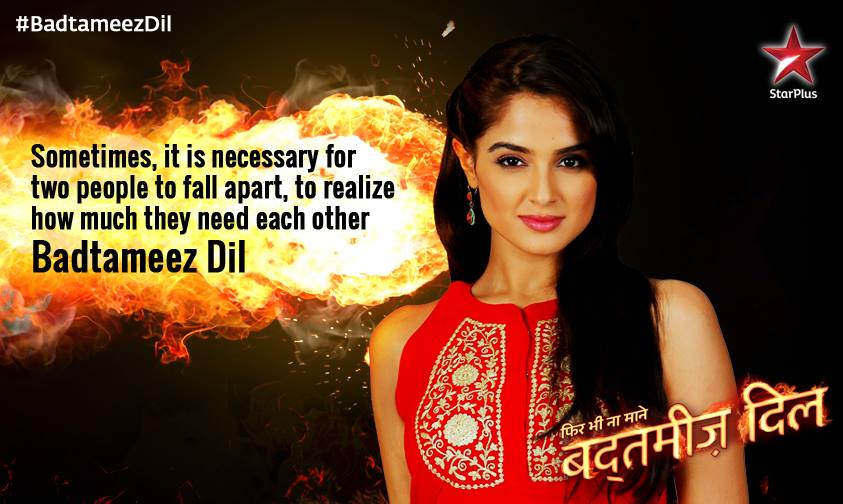 Badtameez Dil Written Updates - Page 14 of 14 - Telly Updates