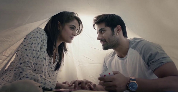 Do you like Abeer-Meher's chemistry in Badtameez Dil