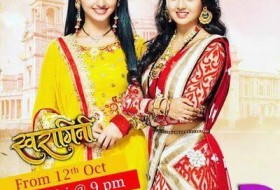 swaragini (a lvu story and sweet nok jhok btw ragsan and swalak )