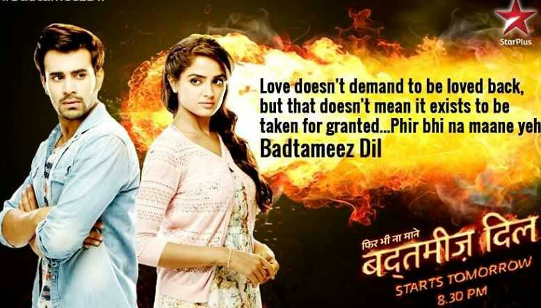 Badtameez Dil Written Updates - Page 39 of 55 - Telly Updates