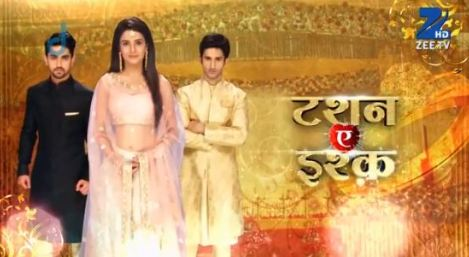 tashan e ishq serial written updates swaragini