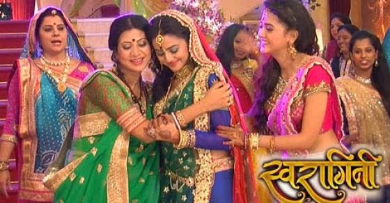 Swaragini (Love Happens) Episode 12 - Telly Updates
