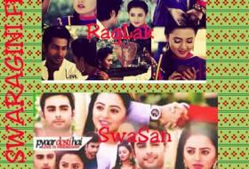 swaragini: swasan raglak unique love story