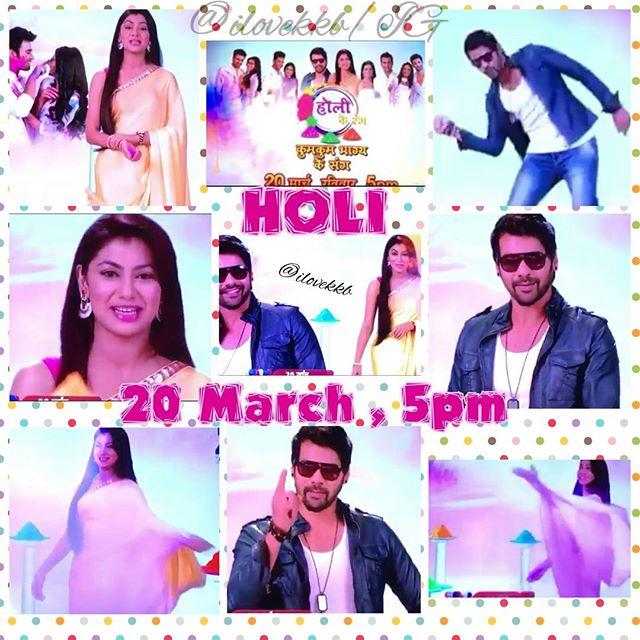 Holi Spcl - Kumkum Bhagya 20th March 2016 Written Episode Update