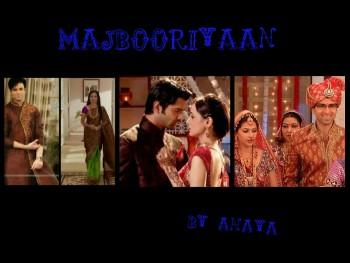 A new FF on Arshi – MAJBOORIYAAN (Part 46) - Telly Updates