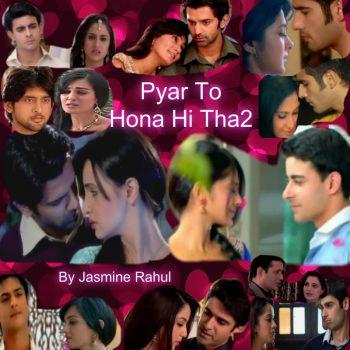 Pyar to hona hi tha2 Arshi Samud FF Part 15 - Telly Updates