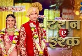 Tashan E Ishq (Tashan vs Love) /Tashan-e-ishq- Yuvi turns savior for kunj and twinkle