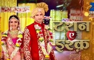Tashan E Ishq (Tashan vs Love) /Tashan-e-ishq- Yuvi turns savior for kunj and twinkle