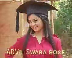 SWARA BOSE VS SANSKAR BHAI