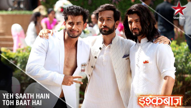 Ishqbaaz 17th July 2016 Written Episode Update - Telly Updates