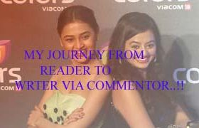 MY JOURNEY FROM READER