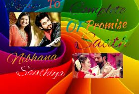 Kasam to Complete Promise of Saath Nibhana Saathiya