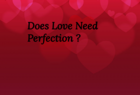 swasan – Does love need perfection ?