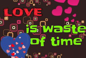 swasan ff – love is waste of time