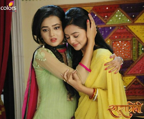 Swaragini - we will die for each other (Part-2) - Telly Updates