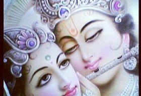 Radha Krishna (eternal love)