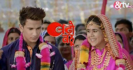 Badho Bahu 15th November 2016 Written Episode Update ...