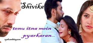 A Shivika FF A Devil That owned an Angel