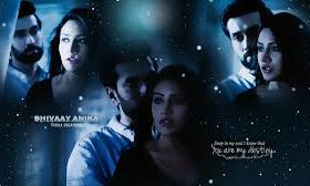 I too had a love story....shivika ff by anu