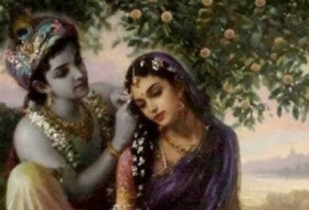 Radha Krishna (eternal love)