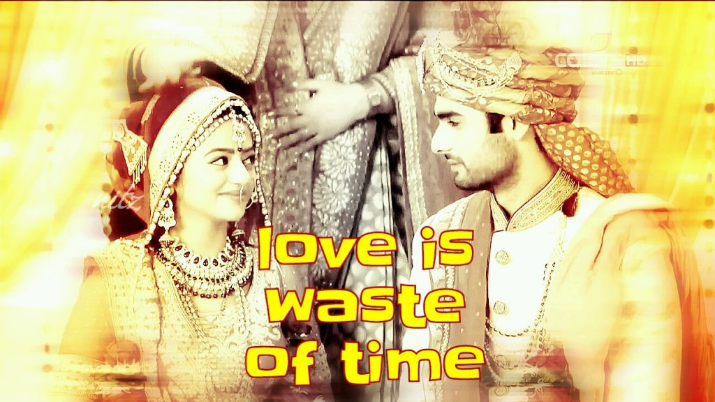 swasan ff – love is waste of time ( Episode 41) Epilogue