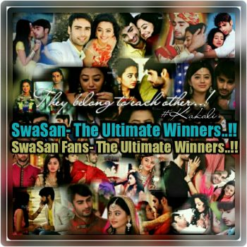 SWASAN- THE ULTIMATE WINNERS (revised)  by Kakali - Telly Updates