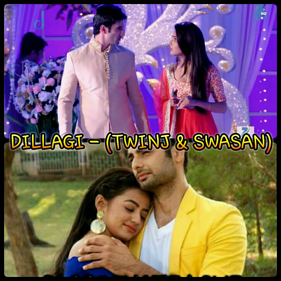 DILLAGI - (TWINJ & SWASAN) FF BY AAMNA (CHARACTER SKETCH) - Telly