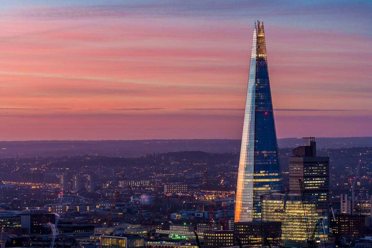 london britains tallest building - 1000×667