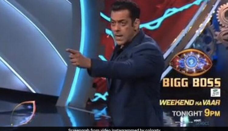 angry salman bigg boss 14 on rakhi
