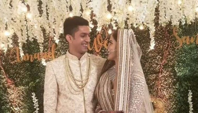 sana sayyad marriage pics and video
